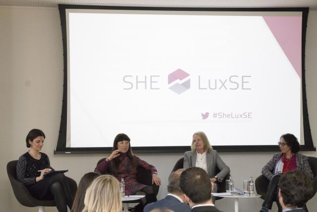 #SheLuxSE