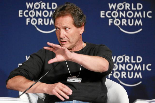 Dan Schulman, CEO de PayPal
