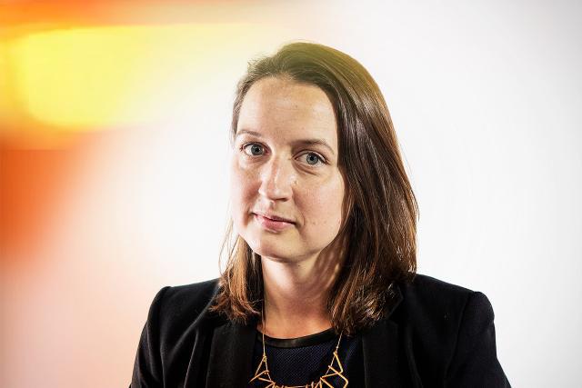Anne Majerus, chef de service eHandwierk, Chambre des métiers