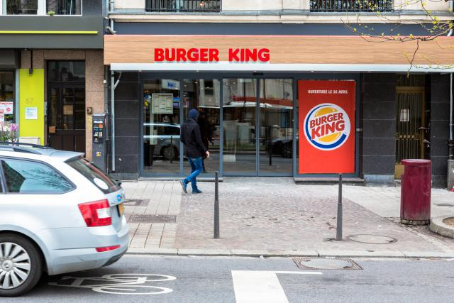 Burger King LPEA Private equity