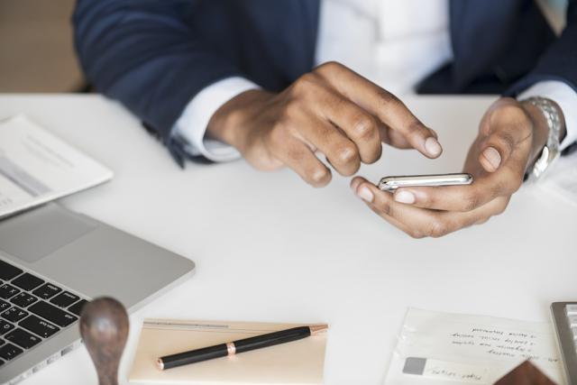 Pratique, l'application développée par l'ILR permet de vérifier l'état de sa connexion internet facilement.