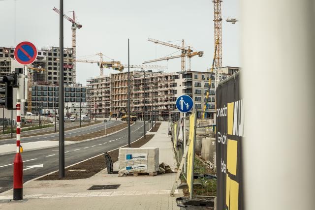 Les chantiers de construction se multiplient au Luxembourg, mais le logement a pris un retard difficile à rattraper.