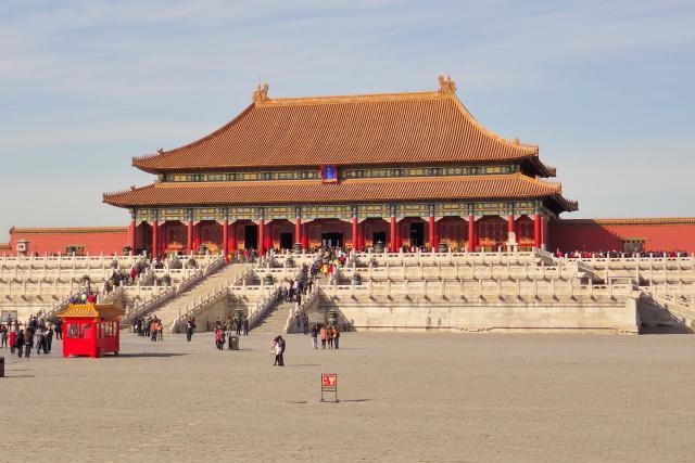 Palais en Chine