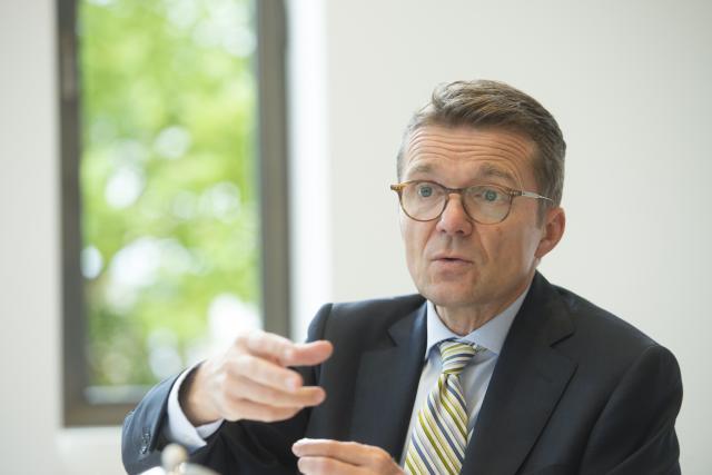 Philippe Depoorter, Banque de Luxembourg