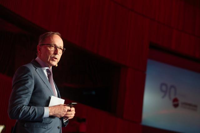 Robert Scharfe, CEO de la Bourse de Luxembourg
