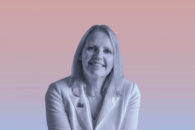 Colette Dierick Female Leadership