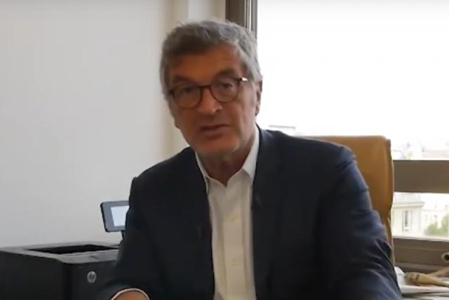 Marc Fiorentino 25 mai