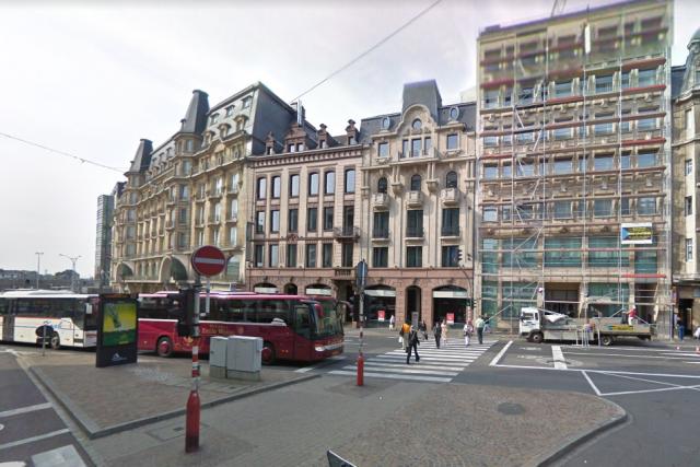 Eaglestone Alfa-Arcades Luxembourg-Gare