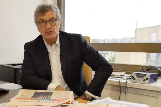 Marc Fiorentino Marchés financiers