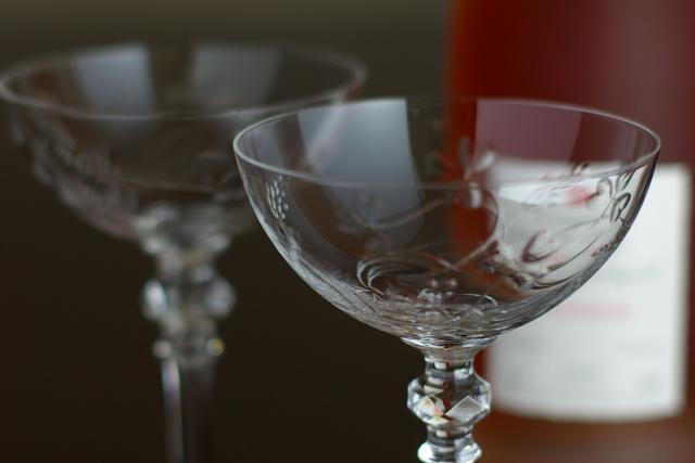 La cristallerie Baccarat a été créée en 1764 par LouisXV.