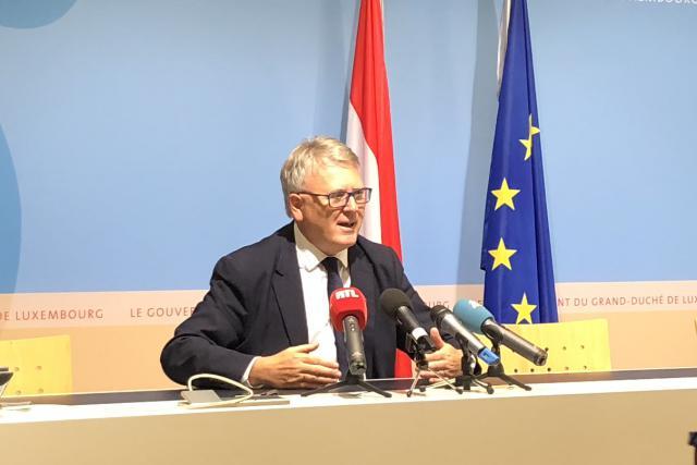 Le ministre du Travail Nicolas Schmit a obtenu un délai pour le Luxembourg afin de sauvegarder l'Adem.