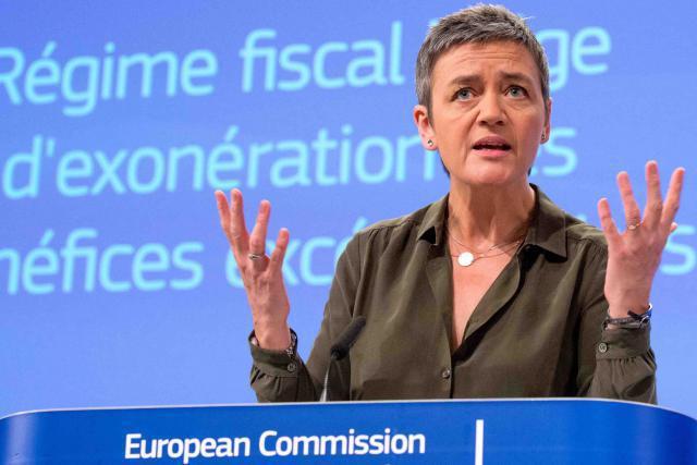 Margrethe Vestager, commissaire européenne à la Concurrence, voudrait que le Luxembourg encaisse les taxes des deux filiales d'Engie.