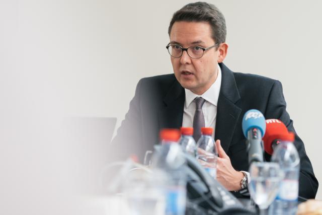 Yves Nosbusch, Conseil national des finances publiques.