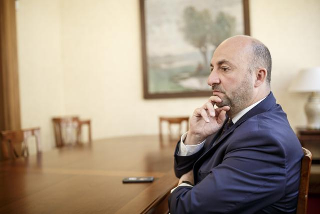 Étienne Schneider s'est dit très étonné de la lettre ouverte envoyée par la Fédération des artisans.