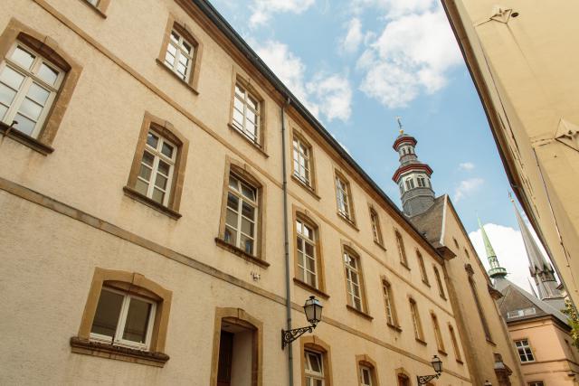 Étudiants du Lycée des Arts et Métiers et entrepreneurs seront réunis dans le bâtiment de l'école fondamentale Centre, rue de la congrégation.