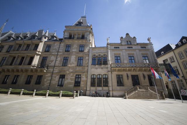Chambre des députés Luxembourg