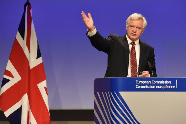 David Davis, Brexit