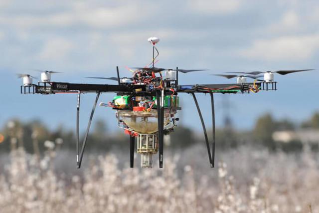 Les drones seront-ils aussi efficaces que les abeilles?