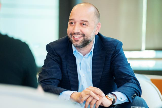 Gerard Lopez, président du Losc.