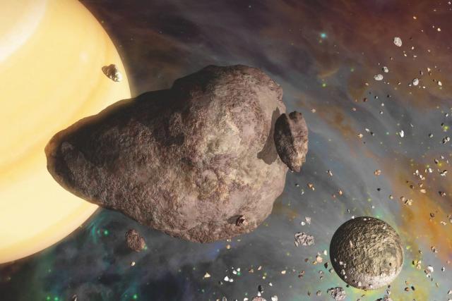 L'objectif sera de projeter un satellite d'une demie-tonne sur l'astéroïde à détruire.