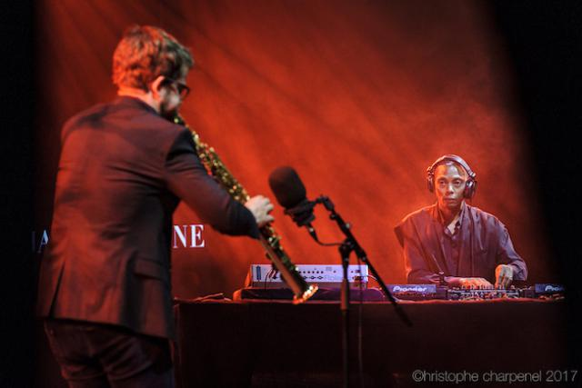 Jeff Mills et Emile Parisien seront très attendus sur la scène du Gaume Jazz, le dimanche 12 août.