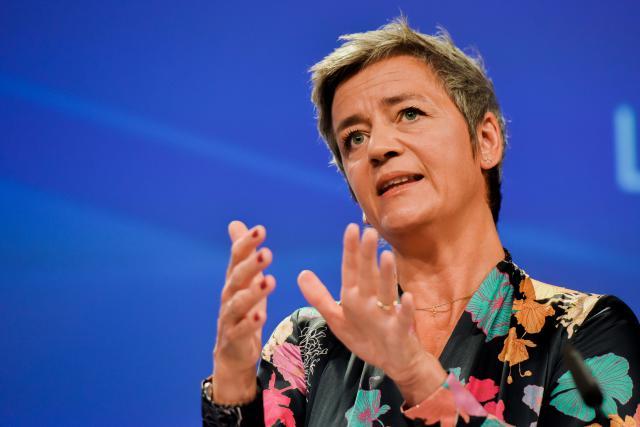 Margrethe Vestager, Commissaire européenne en charge de la Concurrence
