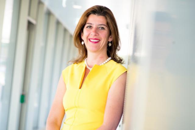 Nadia Manzari, Banque centrale du Luxembourg.