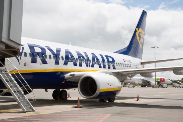 Grève chez Ryanair