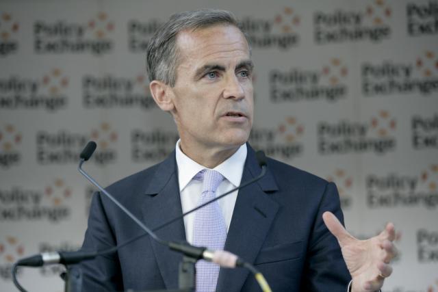 Mark Carney, actuel gouverneur de la Bank of England, doit quitter son poste à l'été2019, soit quelques mois après l'entrée en vigueur du Brexit, fixé au 29 mars prochain.