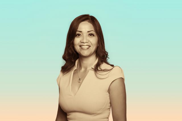 Norma Bello Cortes a suivi le programme «E-skills for women» de Nyuko, il s'agit d'un accompagnement de neuf mois pour des femmes qui cherchent à créer leur entreprise.