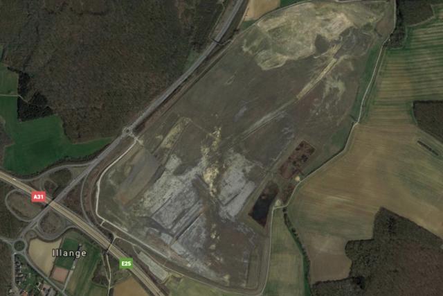 L'usine Knauf Insulation est en train de s'installer sur 15 des 130 hectares de la mégazone d'Illange-Bertrange.