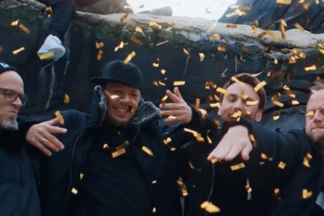 Die Fantastischen Vier et son titre 'Zusammen' figurent sur la playlist de l'été de Romain Schneider.