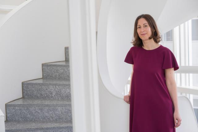 Katalin Ligeti, Doyenne de la Faculté de droit, d'économie et de finance