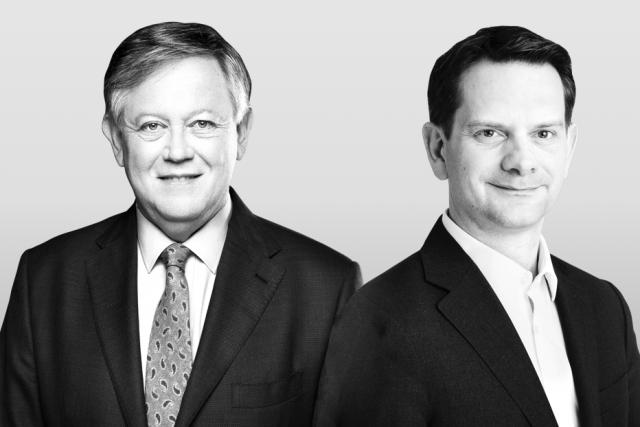 Alex Bodry et Laurent Zeimet sont en désaccord sur l'abolition du cumul des mandats.