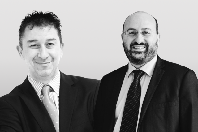 Christian Strasser, directeur général de Lalux, et Yohann Niddam, managing partner chez Périclès Luxembourg.