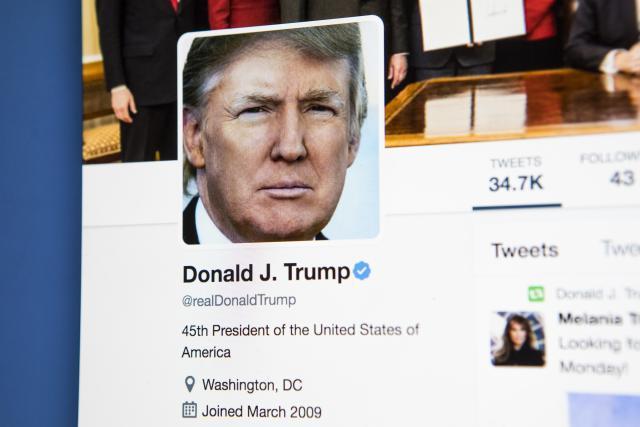 Donald Trump serait sur le point de faire paraître un décret sommant les agences fédérales d'enquêter sur de potentielles entraves à la libre concurrence sur certaines plateformes américaines.