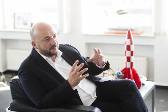 Étienne Schneider: «Le but de la Luxembourg space agency (LSA) sera différent de celui des autres agences spatiales nationales.»