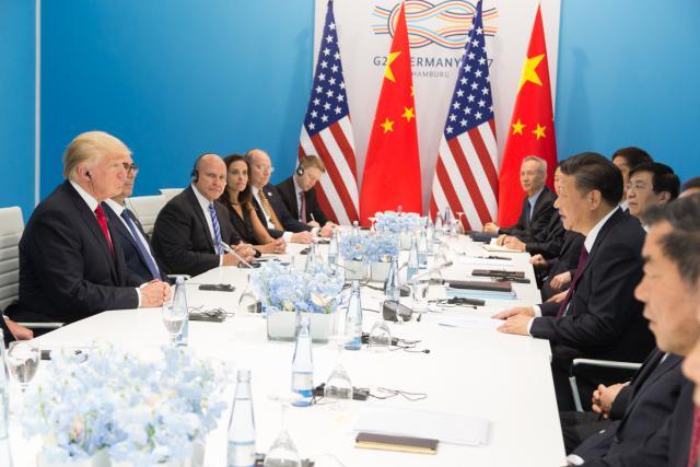 Le ton n'en finit plus de monter entre Donald Trump et Xi Jinping.