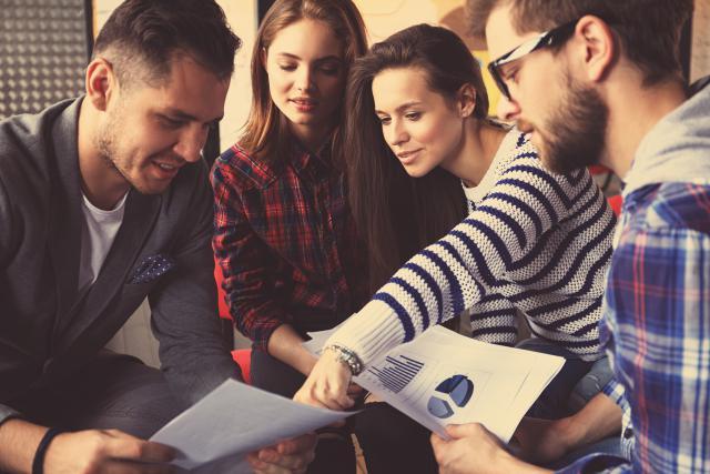 Le désavantage majeur à créer son entreprise est, selon 61% des jeunes interrogés, le risque financier.