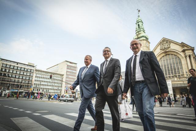 Pour les trois élus frontaliers, la mobilité sera l'un des principaux enjeux du futur gouvernement luxembourgeois.