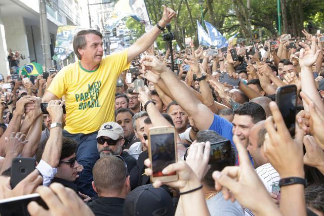 Jair Bolsonaro a été élu avec 55% des voix à la tête du Brésil.