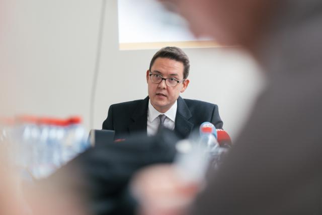 Depuis l'année dernière, c'est Yves Nosbusch, le chef économiste de BGL BNP Paribas, qui préside le CNFP.