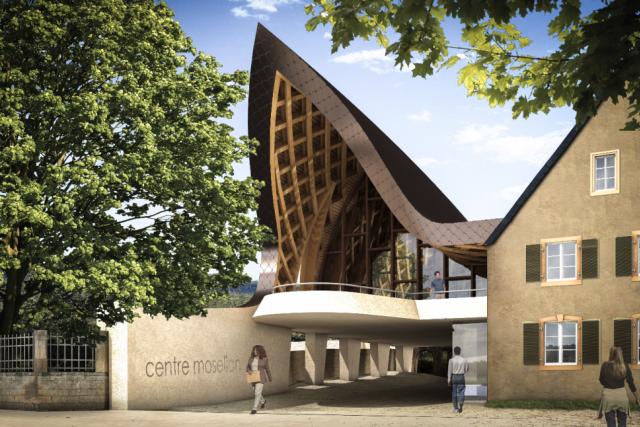 Le projet de rénovation et d'agrandissement du musée du vin à Ehnen était en discussion depuis 2013.