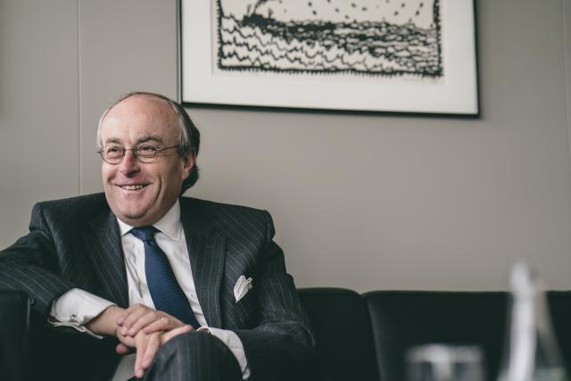 Philippe Masset estime que la banque doit encore doubler de volume en France.