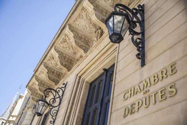 Chambre des députés, Luxembourg