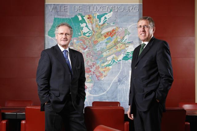 Selon Abbes Jacoby, les discussions entre le DP et Déi Gréng autour de l'hégémonie du CSV ont débuté l'année de la reconduction de la coalition à Luxembourg-ville, dirigée par le duo Paul Helminger-François Bausch.