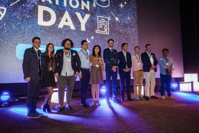 Pour l'édition d'automne 2018, 15 jeunes entreprises du secteur de la santé ont pitché devant un jury lors du dernier Fit 4 Start Selection Day le 4 octobre dernier.