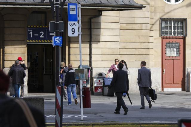 Frontaliers belges, Gare de Luxembourg