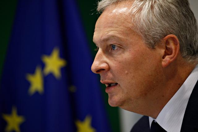 Bruno Le Maire, ministre français de l'Économie, a notamment expliqué que «dès qu'il y aura une solution au niveau de l'OCDE, (elle) prendra la place de la solution européenne.»