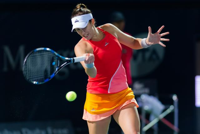 Garbine Muguruza, ancienne numéro 1 mondiale, sera présente au Luxembourg Open.